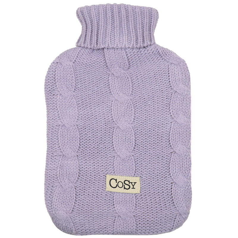 Thermotherapy Rubber Hot Water Bottle With Chunky Cable ...