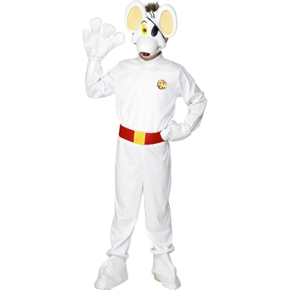 Cartoon Characters 80s Fancy Dress : Danger mouse s funny cartoon character childrens fancy
