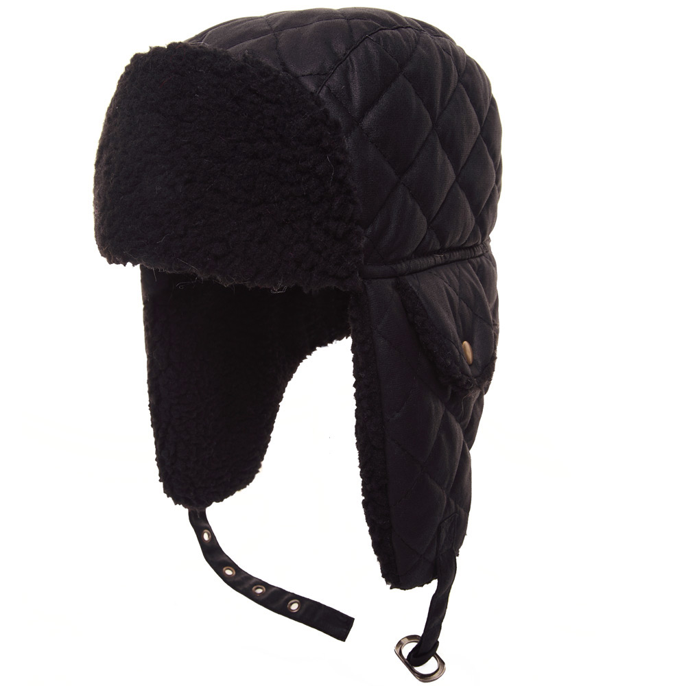 Winter Trapper Hat With Ear Flap and Chin Strap and Faux Fur, AYAMAYA Ushanka Russian Style Windproof Mask Trooper Hat for Boys/Girls/Men/Women -Fit For inches to 24 inches Head Circumference out of 5 stars $Reviews: