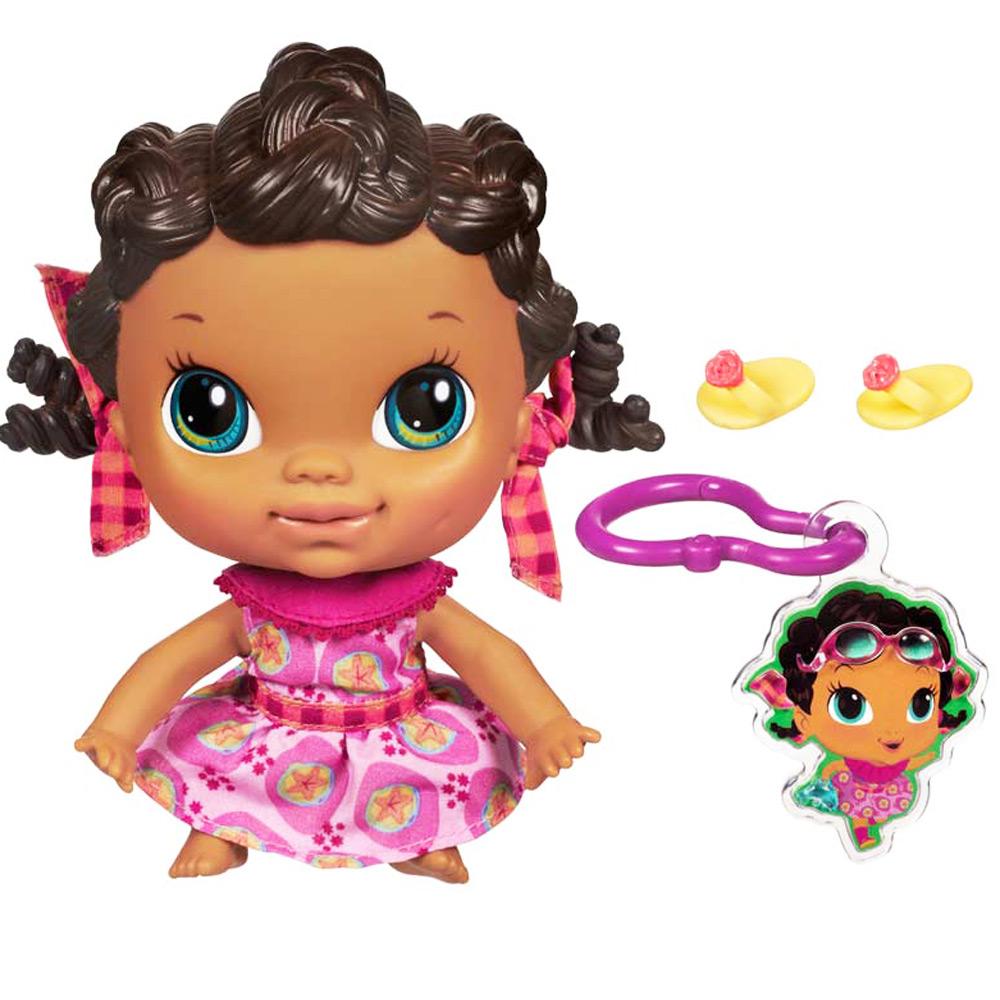 Baby Alive Crib Life Doll Lulu Lake Makayla Song Sarina