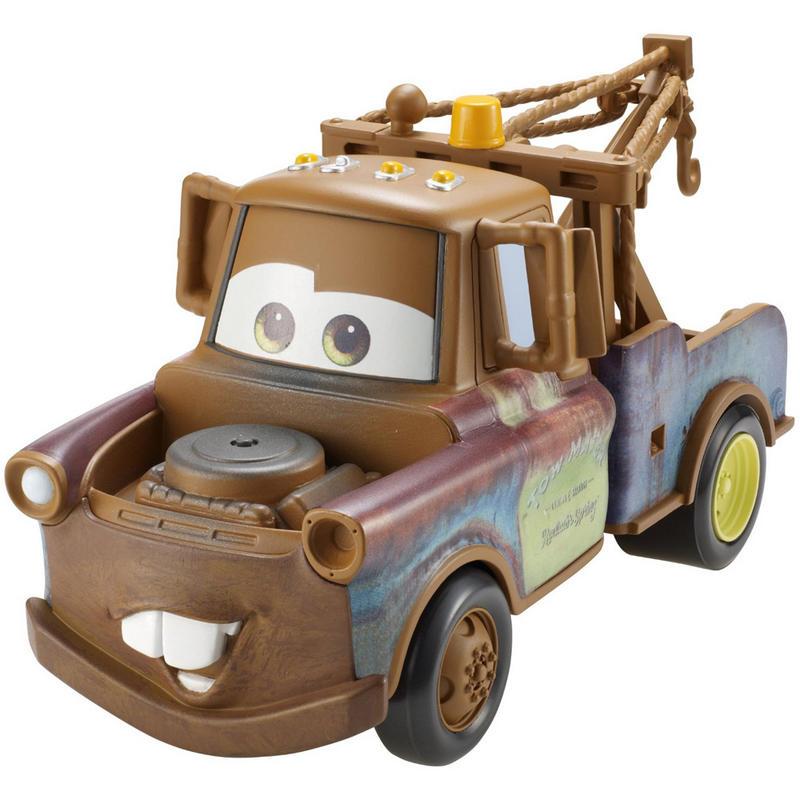Disney Pixar Cars 2 Pull Back Car Age 3