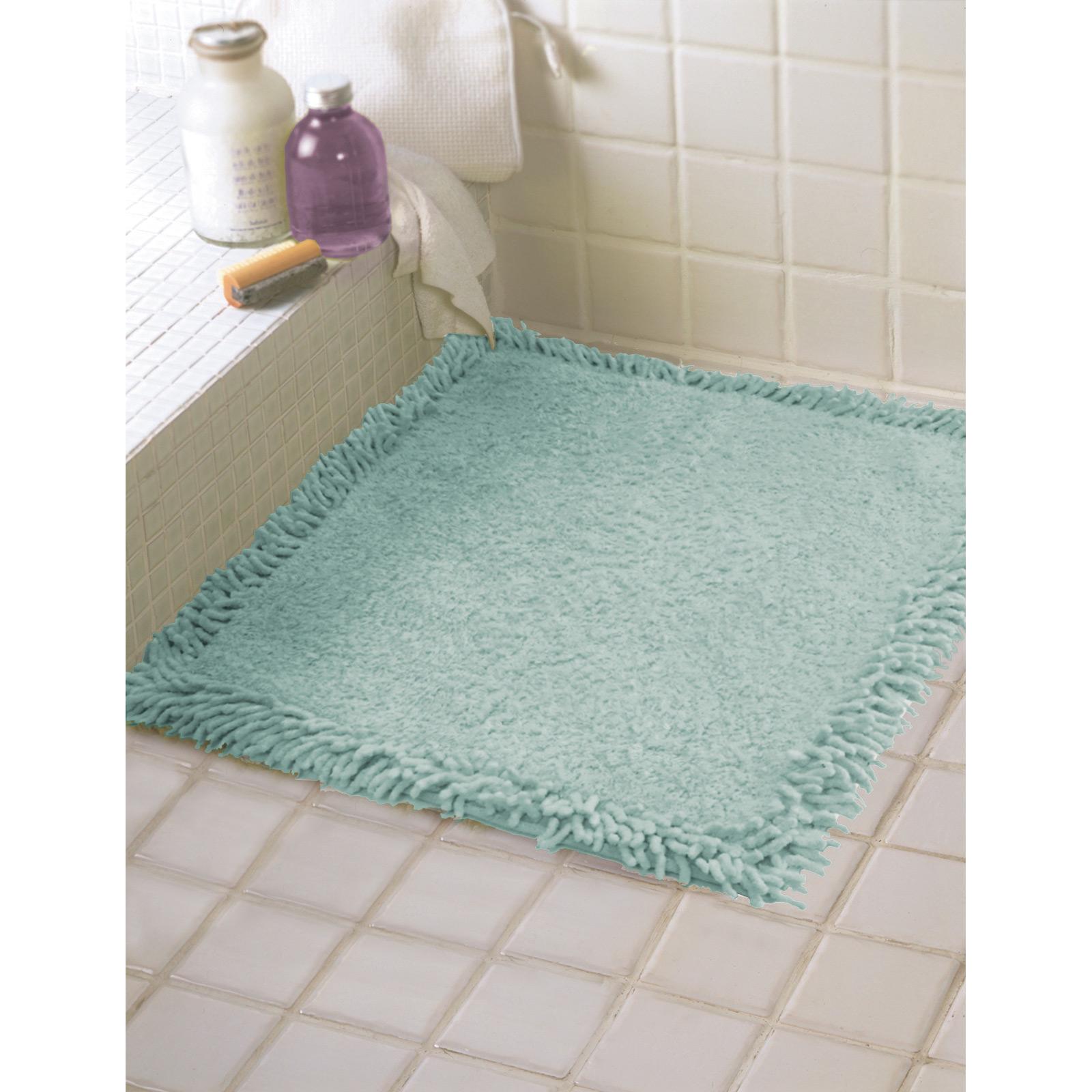 60cm X 60cm Shower Mat Floor Towel Bath Rug 100% Cotton