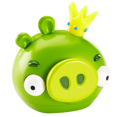 Angry Birds King Pig Figure Apptivity App Accessory For Your iPad