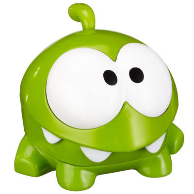 Cut The Rope Om Nom Figure Apptivity App Accessory For Your iPad