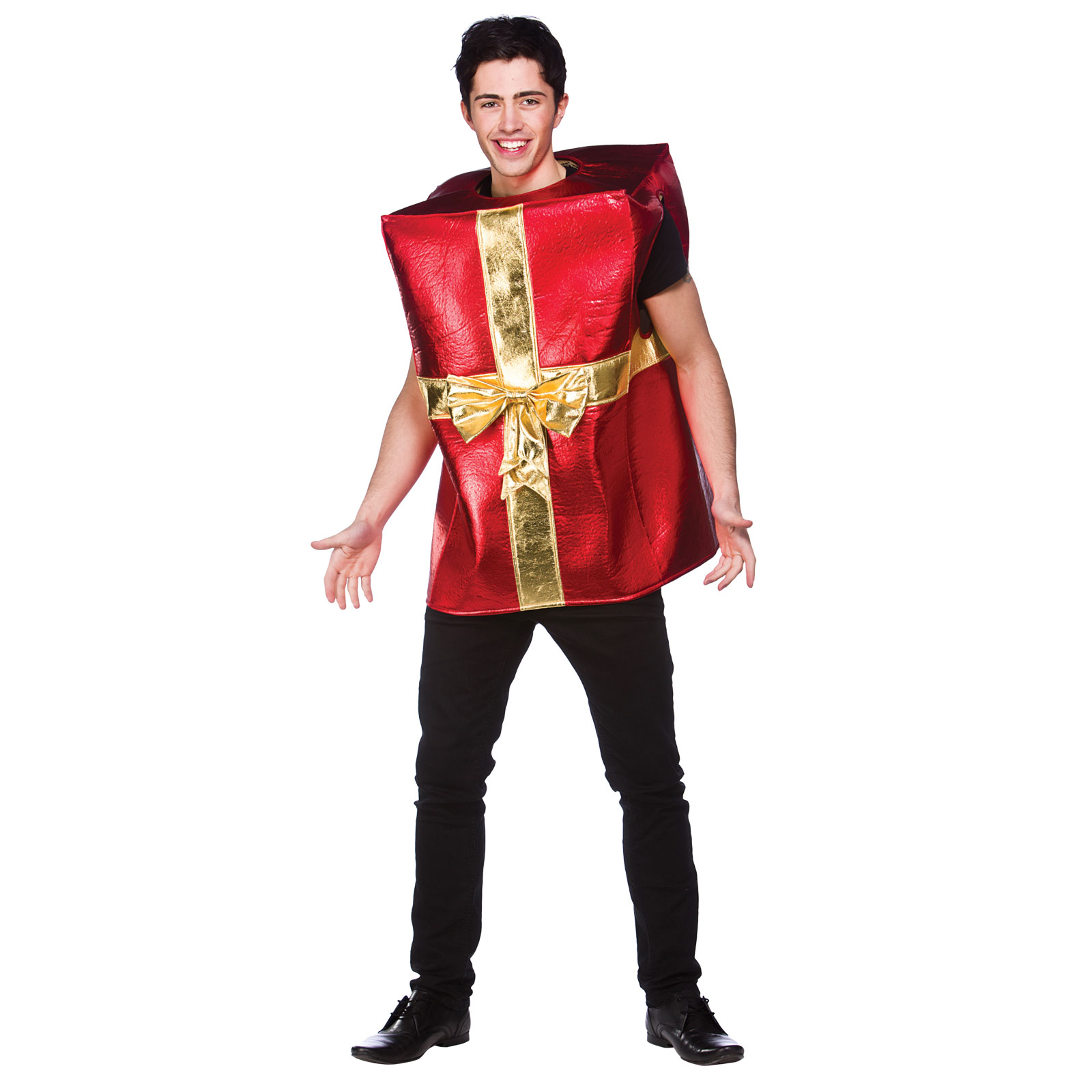 Adult size christmas gift fancy dress festive