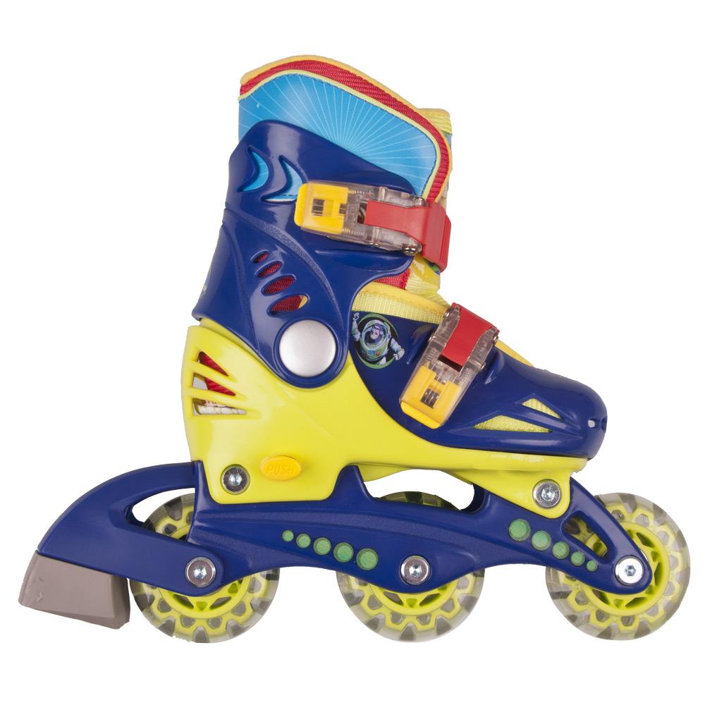Rollerblades And Toys : Kids roller blades skates disney pixar toy story buzz