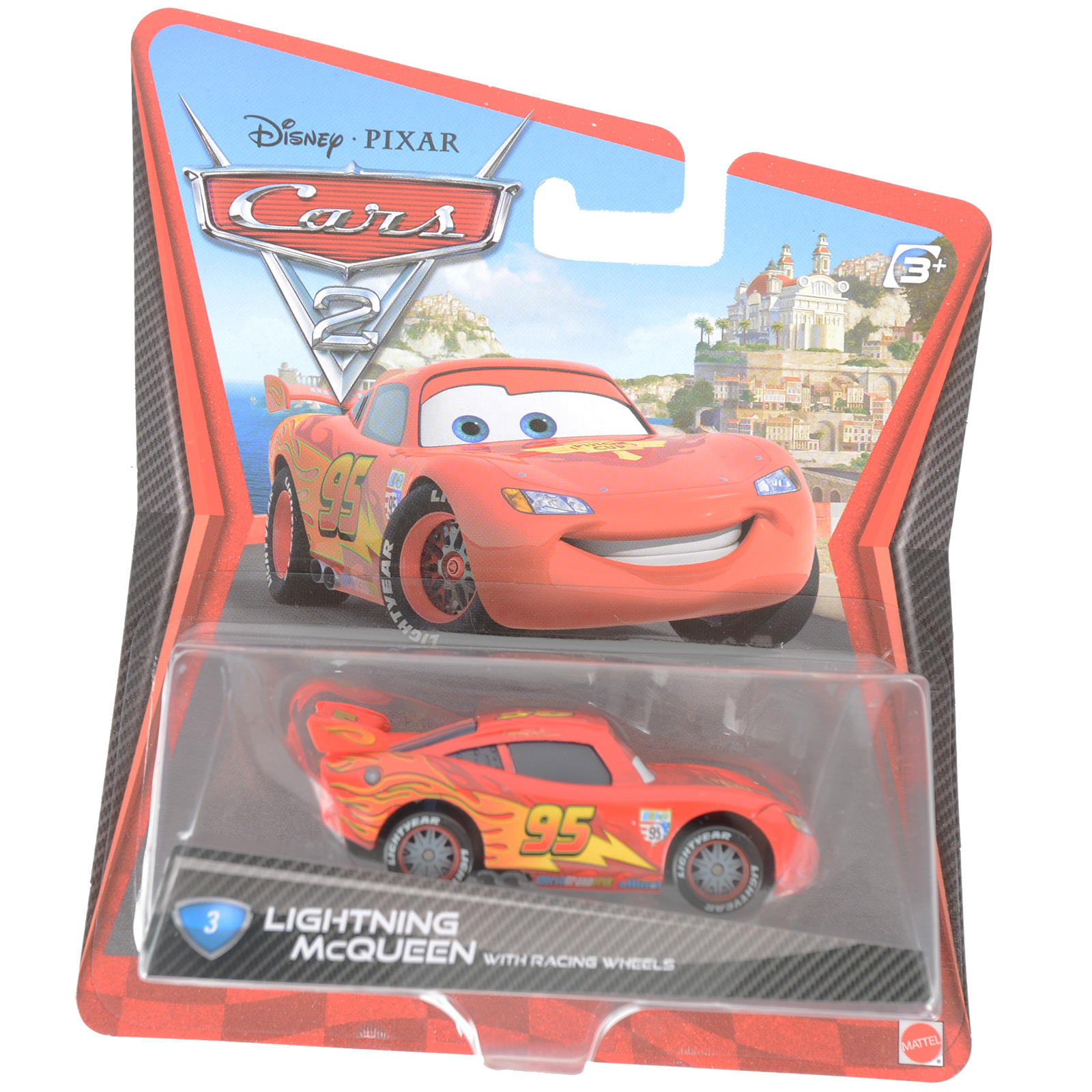 Disney Pixar Cars 2 Die Cast Character Vehicle Toy Car