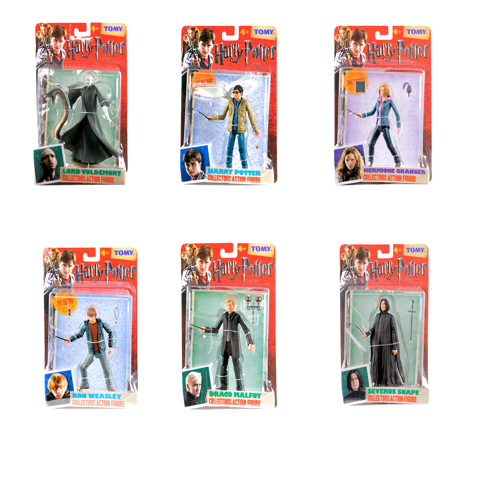 Best Harry Potter Toys And Figures : Tomy harry potter the deathly hallows action figure film