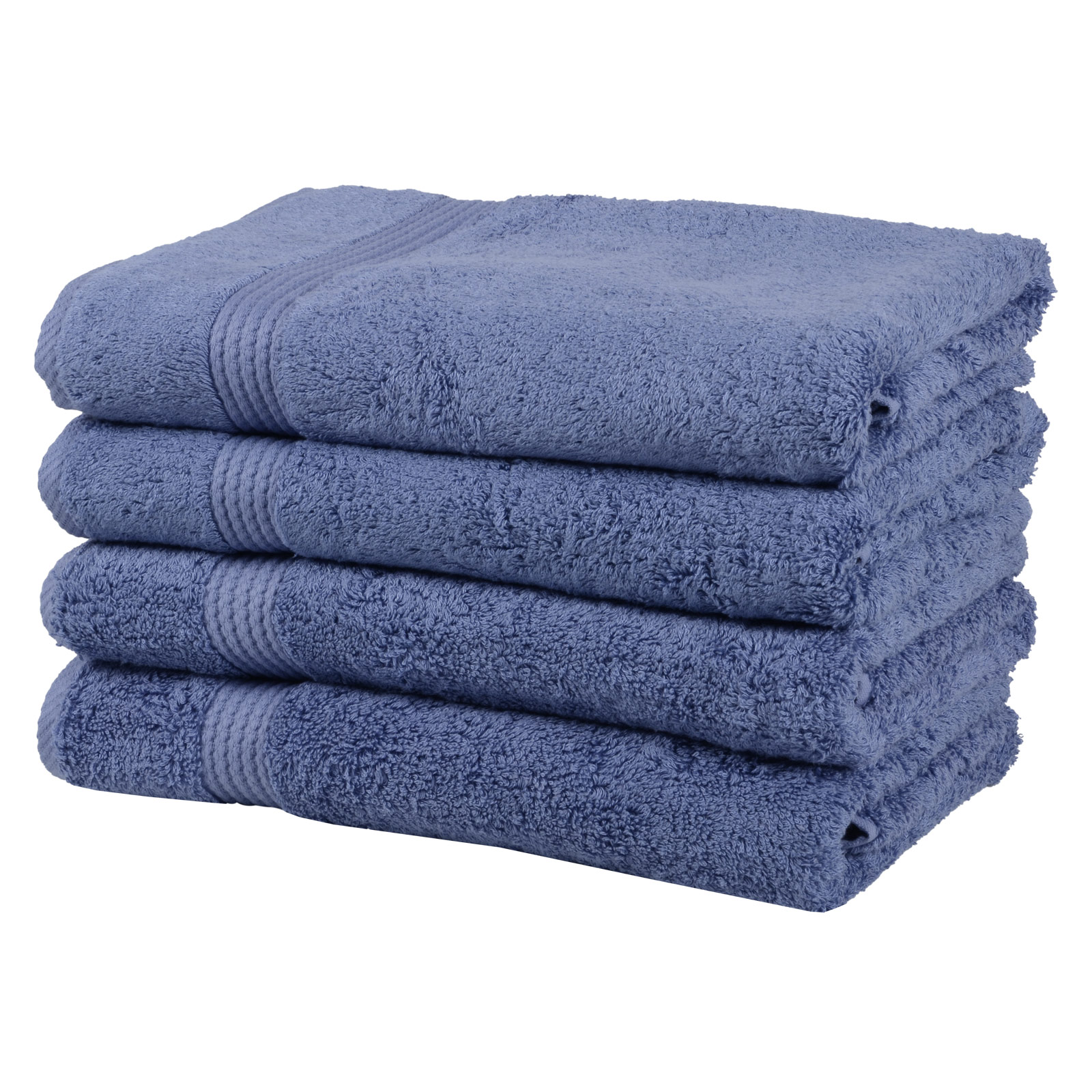 Linen hand towels bathroom