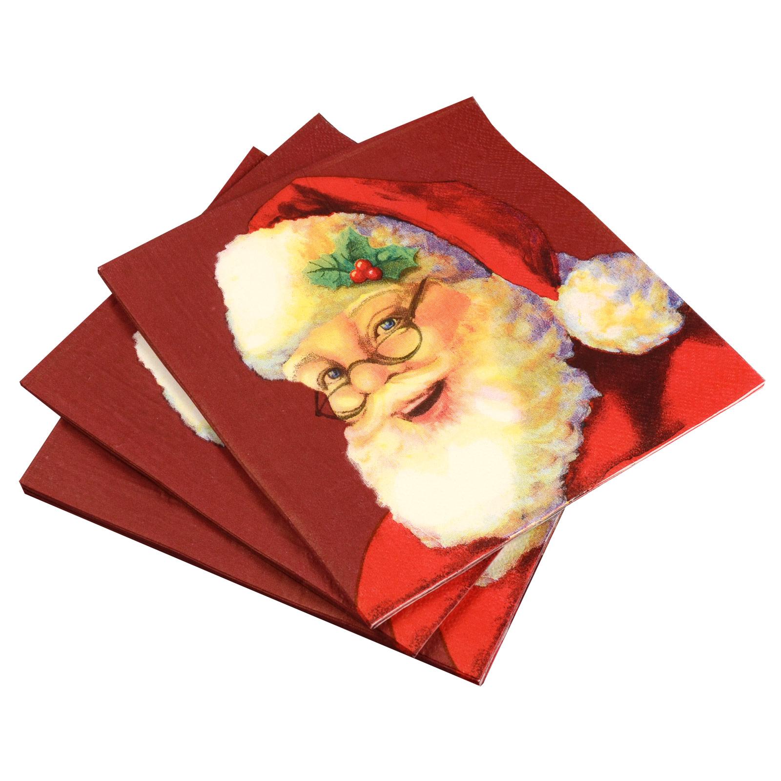 3-Ply-Square-Disposable-Paper-Napkins-Serviettes-Party-  sc 1 st  eBay & 3 Ply Square Disposable Paper Napkins Serviettes Party Tableware ...