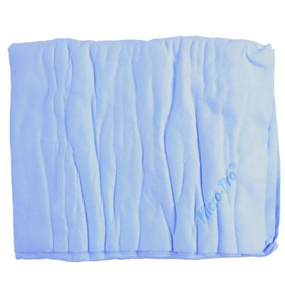 Wholesale Job Lot Of 48x Micro-Pro Power Chams PVA Chamois Cloth XL Size Blue