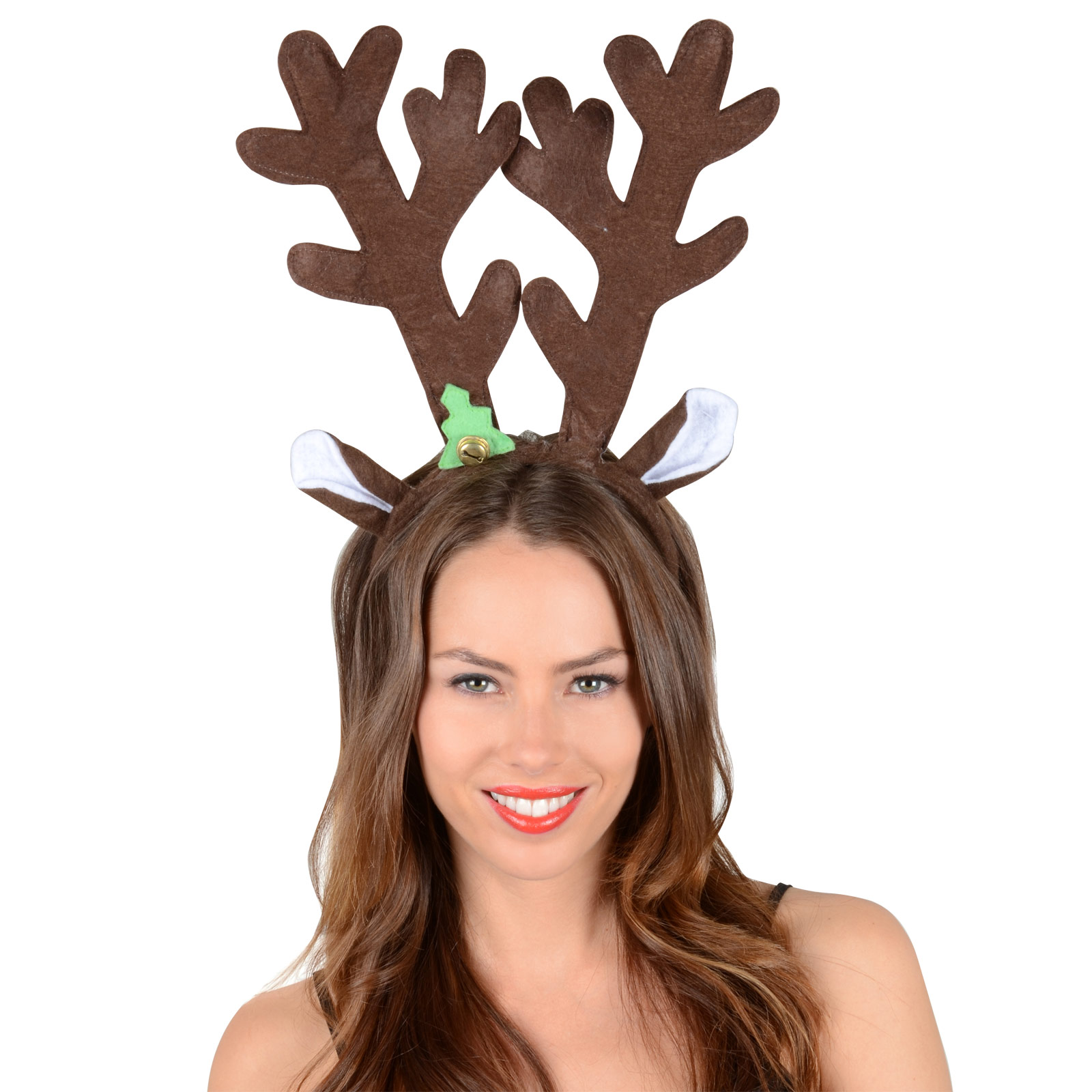 12 X Adults Festive Christmas Santa Elf Reindeer