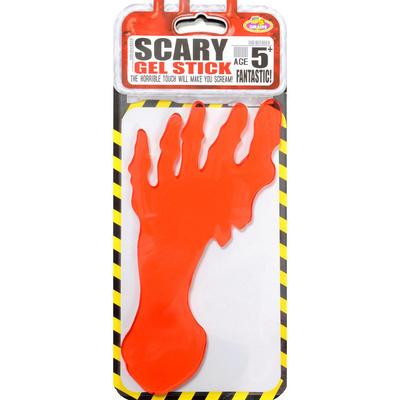 Wholesale Job Lot 48x Stickers Blood Red Foot Splat Decor Halloween Decorations