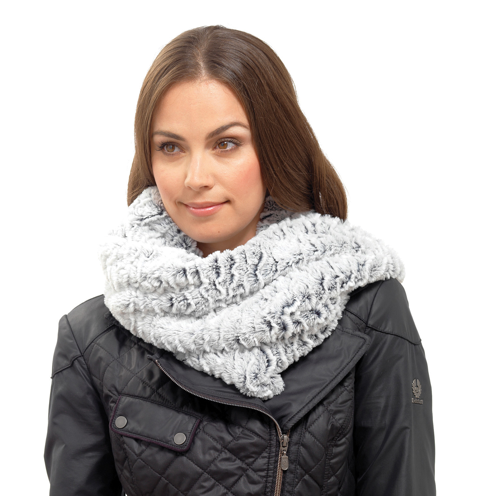 Black Snood Scarf % acrylic Triple layer point Breathable Elastic Protection for the neck / head / ears Our web shop uses cookies to offer a better user experience, if you continue browsing we understand that you accept the use of cookies.