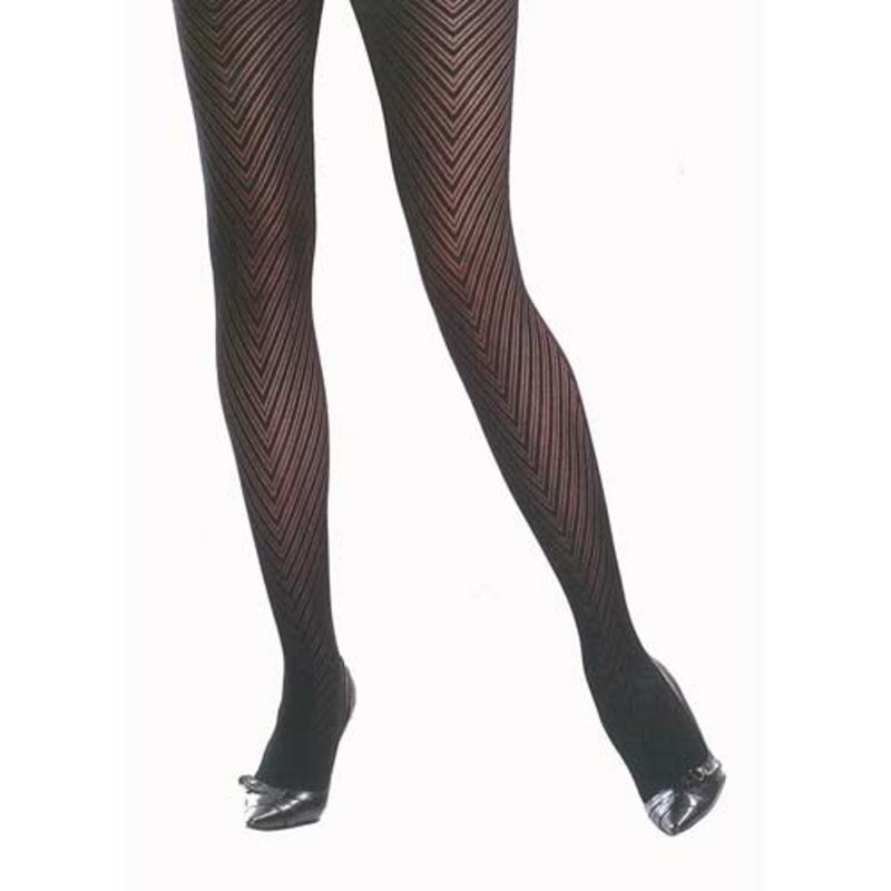 Ladies Silky Delta Tights Black Medium New Preview