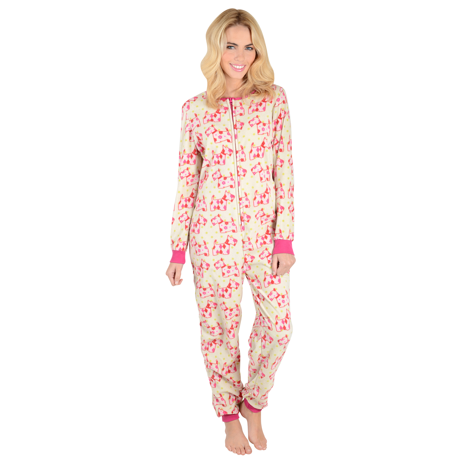 b351d2e70e216 Women's One Piece Pajamas