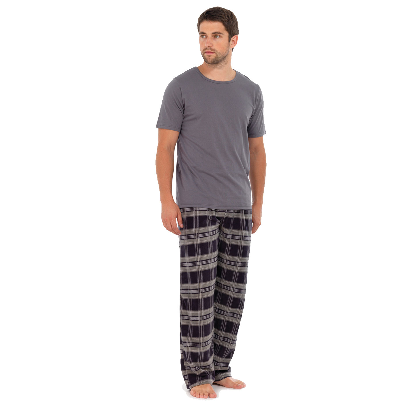 Embrace a luxurious feel with men's pyjamas and nightwear. For laidback hours, our loungewear and robes have you covered. Next day delivery and free returns available.