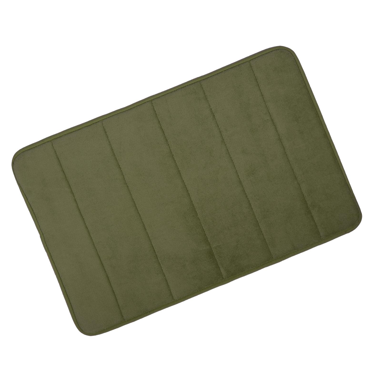 Microfibre Soft Absorbent Memory Foam Bathroom Bath Mat