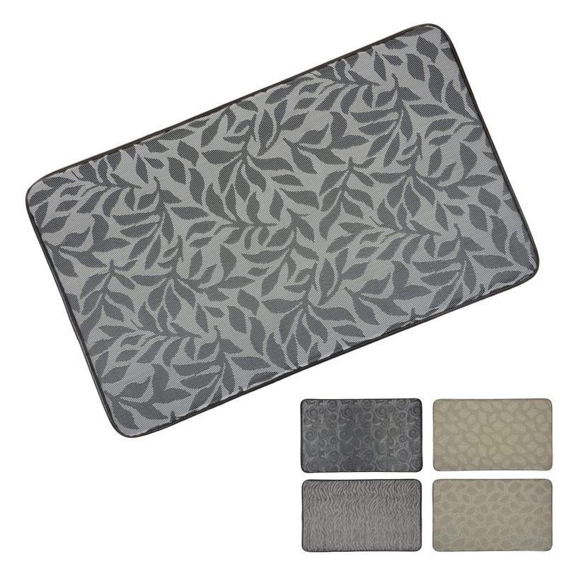memory foam anti fatigue comfort home kitchen floor mat