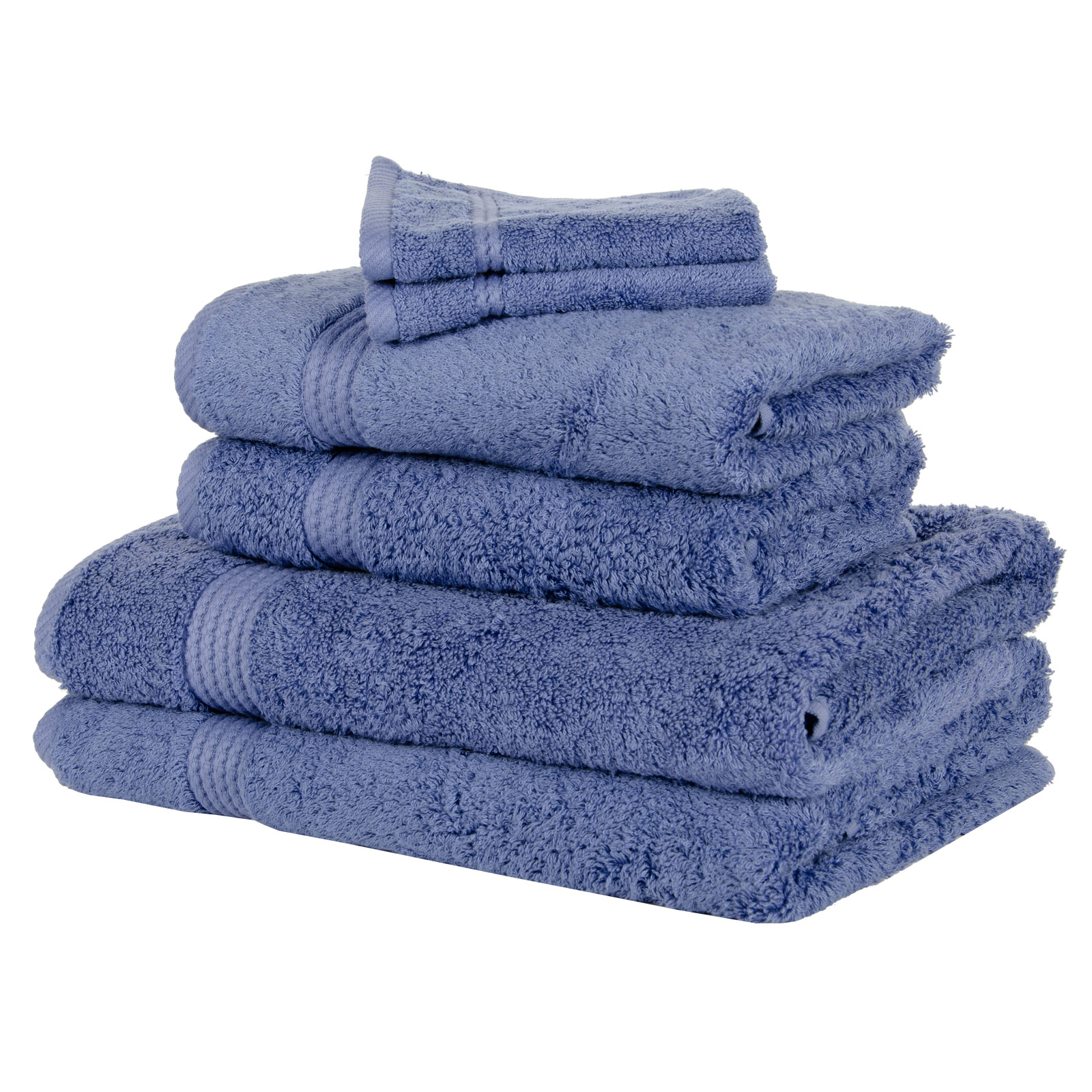 Luxury Soft Bamboo Bathroom Bath Linen Face Cloth Flannel