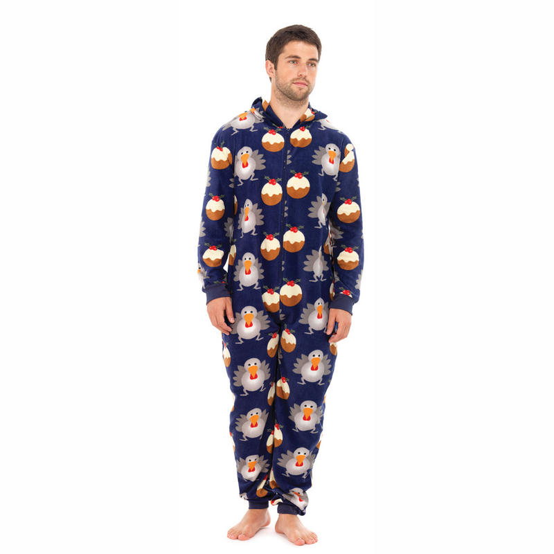 Make sure he's kicking back in style and send him Christmas pajamas for men. Featuring popular prints and fabrics like flannel and cotton jersey, any one of these Holiday Favorites makes a .