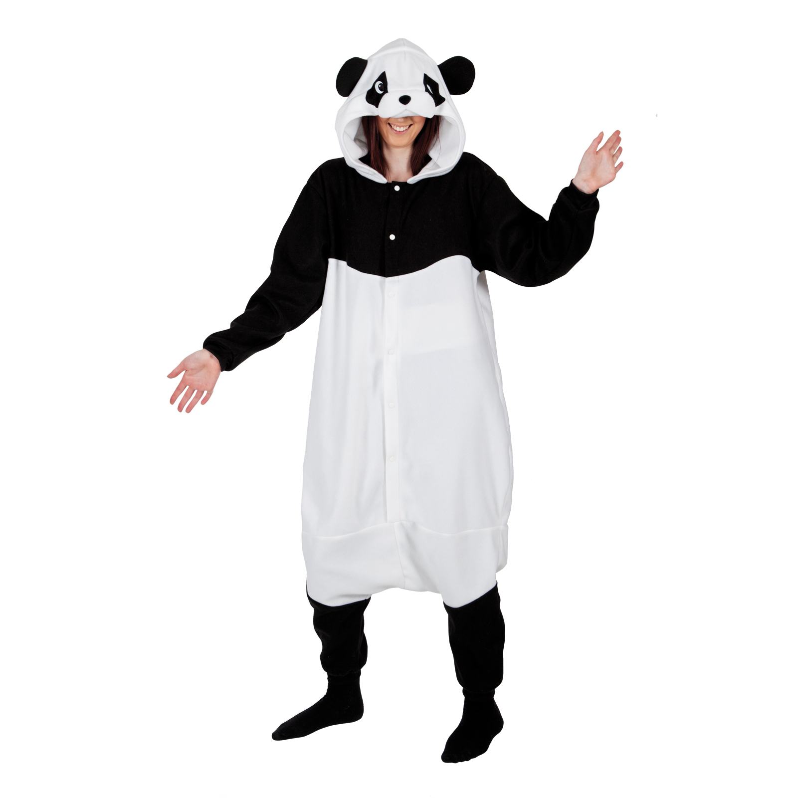 Details about Giant Panda Bear Onesie - Brilliant All in One Fancy ...