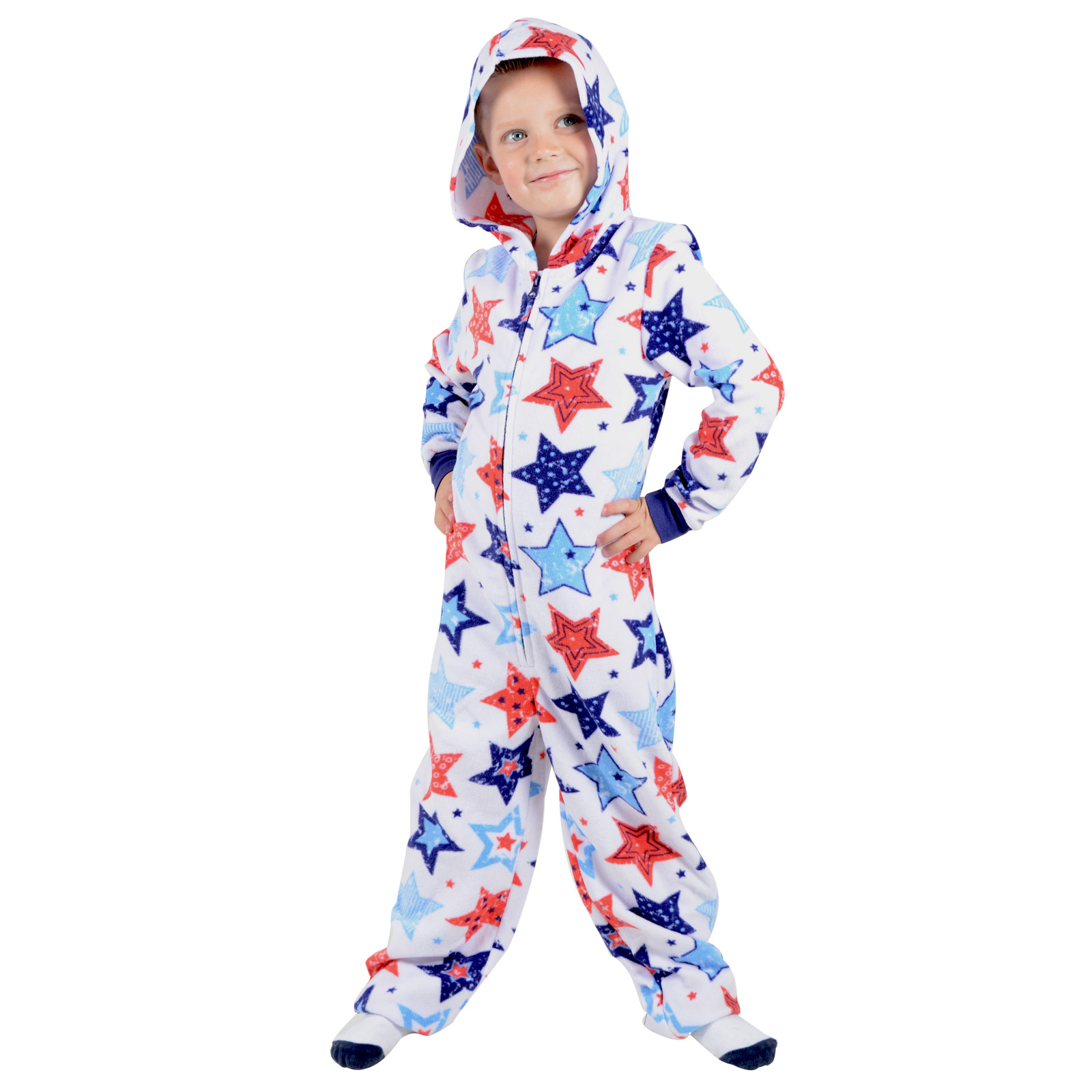 boys and girls all in one piece pyjamas jump sleep suit. Black Bedroom Furniture Sets. Home Design Ideas