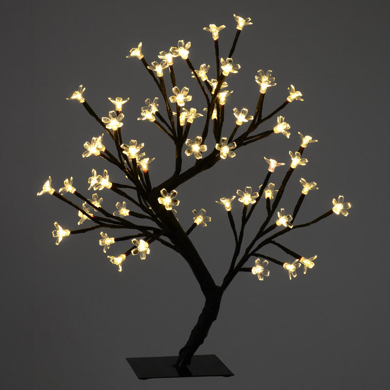 Reviews fantastic christmas cherry blossom tree adds a great christmas