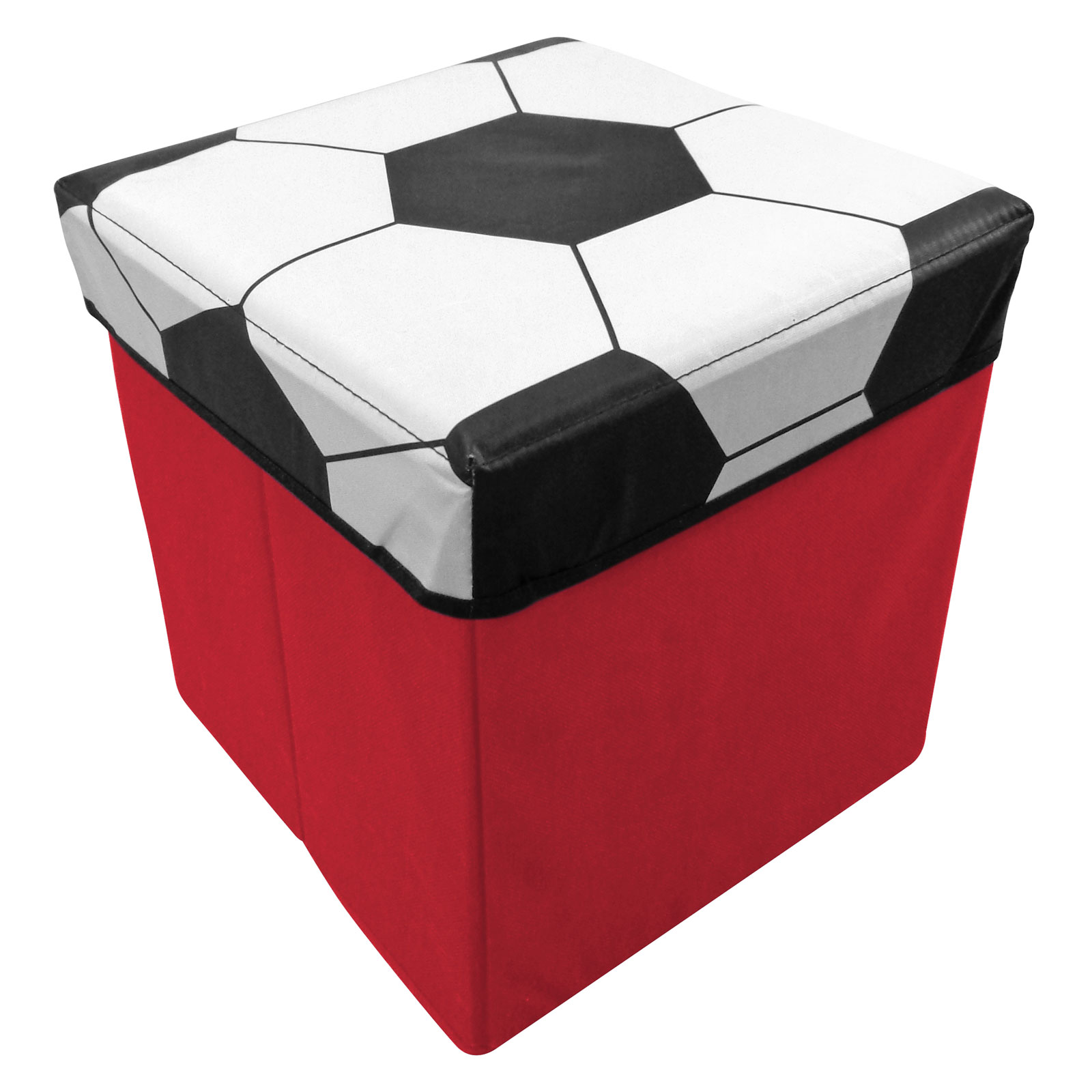 childrens square storage chest bedroom room tidy toy