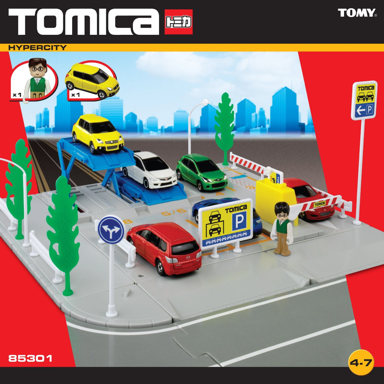 tomica city