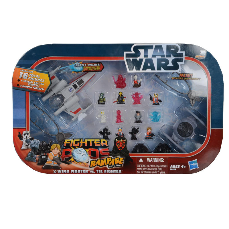 Star Wars Fighter Pods Rampage