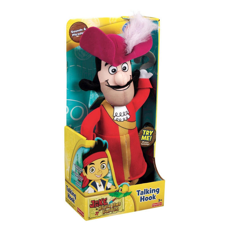 Captain Jake And The Neverland Pirates Figure Pack Lord Fathom ...