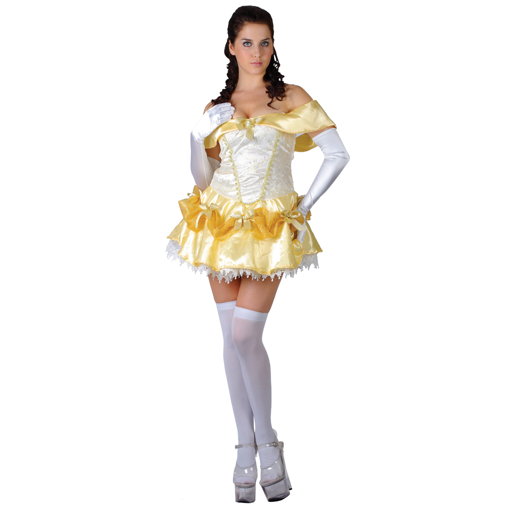 Wholesale Job Lot 6x Sexy Beauty And The Beast XLarge Fancy Dress Party Costumes