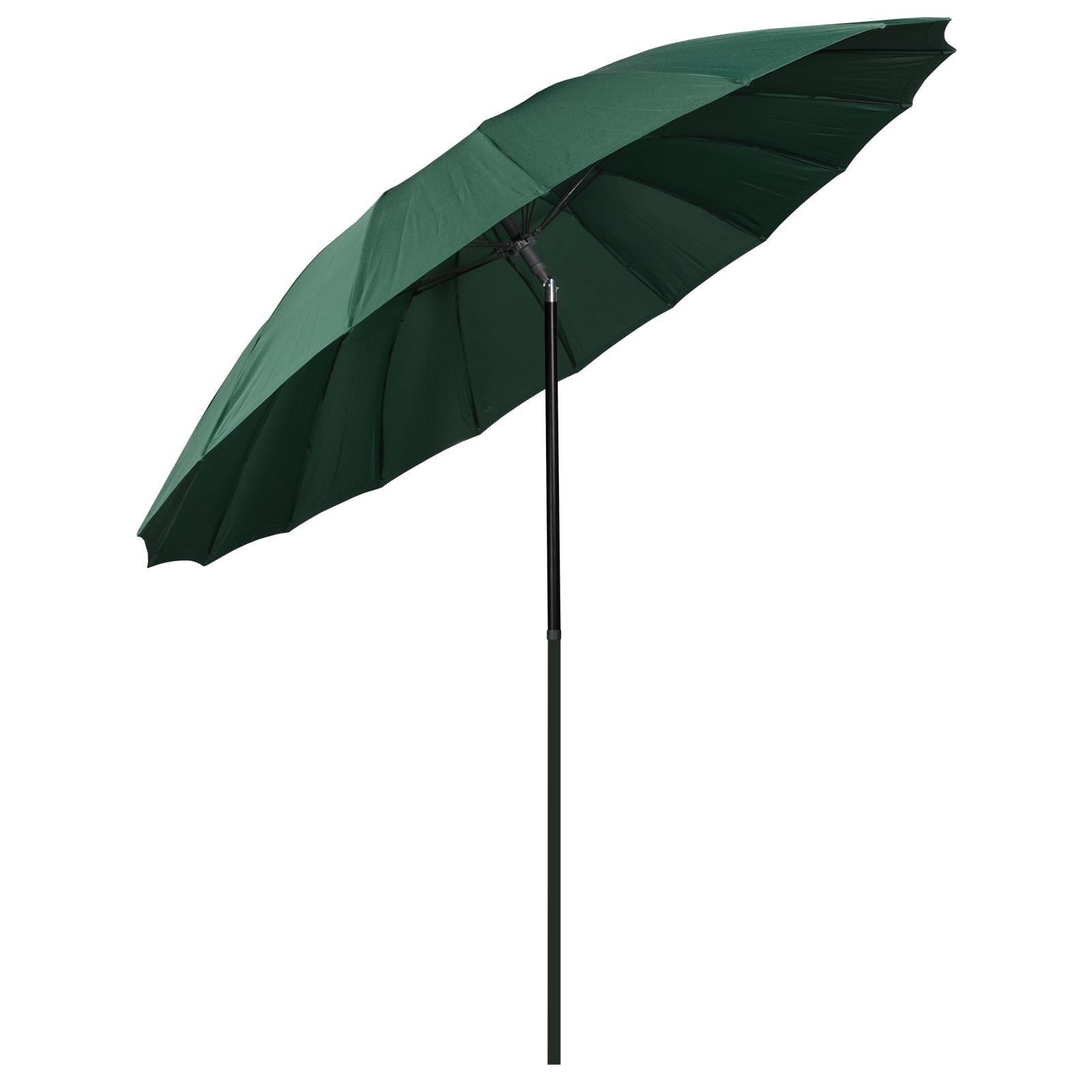 new tilting shanghai parasol umbrella sun shade for garden patio furniture. Black Bedroom Furniture Sets. Home Design Ideas