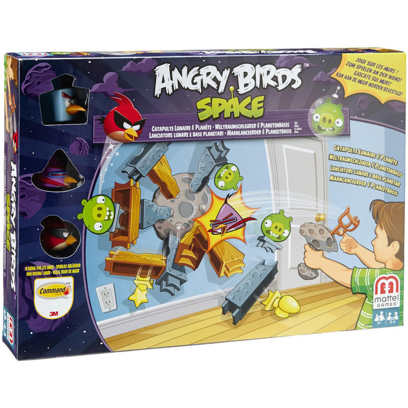 angry birds space lunar launcher -#main