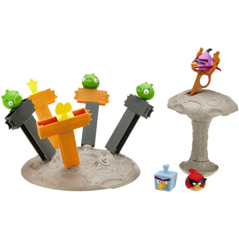 angry birds space lunar launcher - photo #4