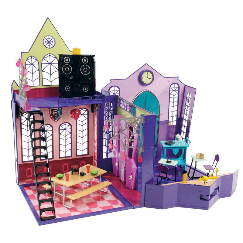 a dolls house and school for Dolls & dollhouses : free shipping on orders over $45 at overstock - your online toys & hobbies store  garden view estate doll house for 18 inch dolls.