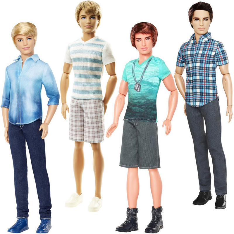 Fashion Toys For Boys : Barbie ken fashionistas doll cm quot ryan or age