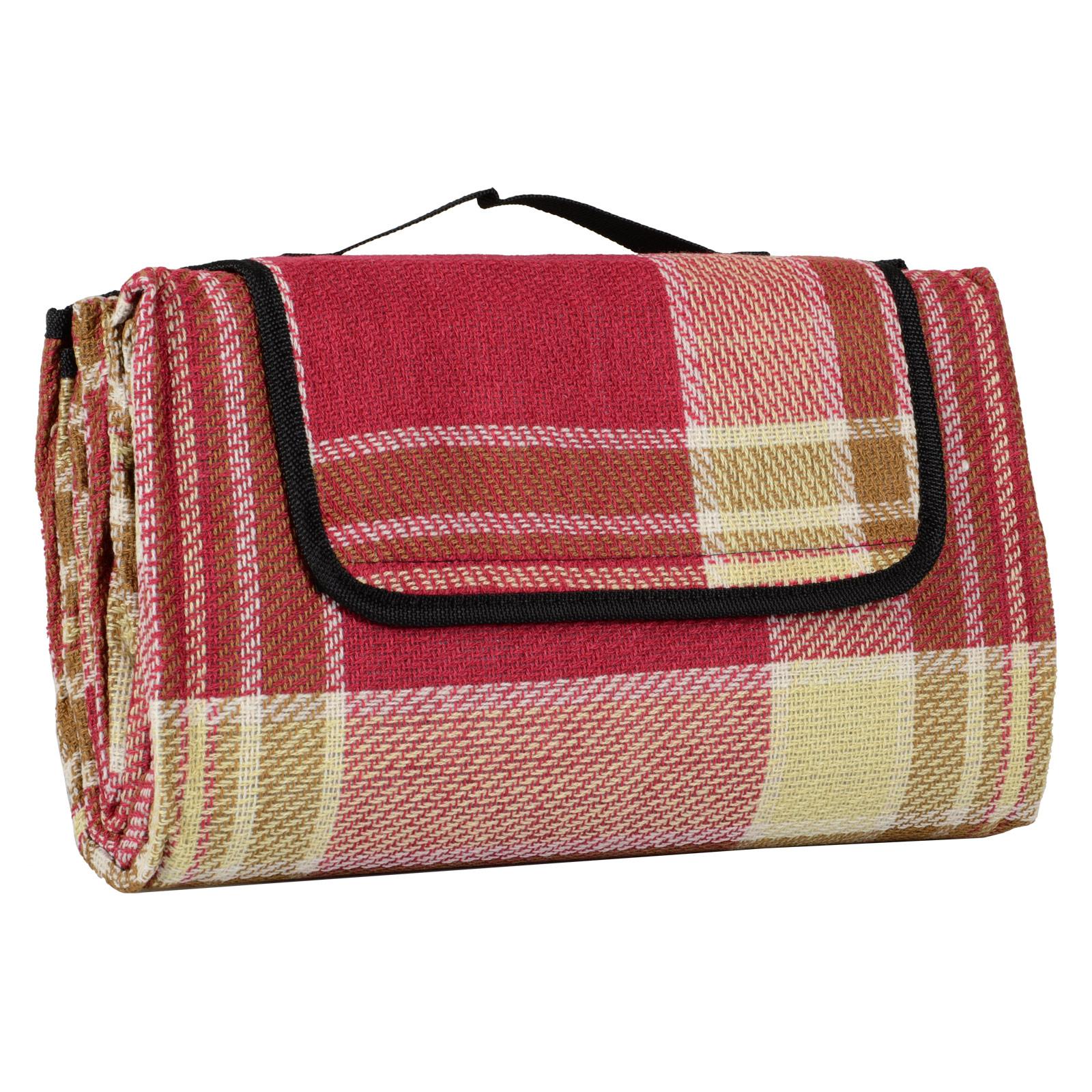"Large Beach Blankets: New Large 59x51"" Outdoor Waterproof Picnic Blanket Beach"