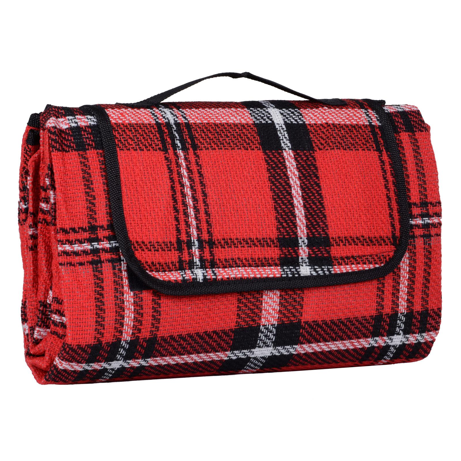 "Picnic Blanket: New Large 59x51"" Outdoor Waterproof Picnic Blanket Beach"