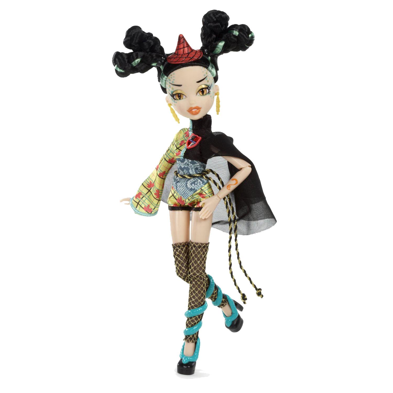 Childrens bratz bratzillaz back to magic house of witchez Bratz fashion look and style doll