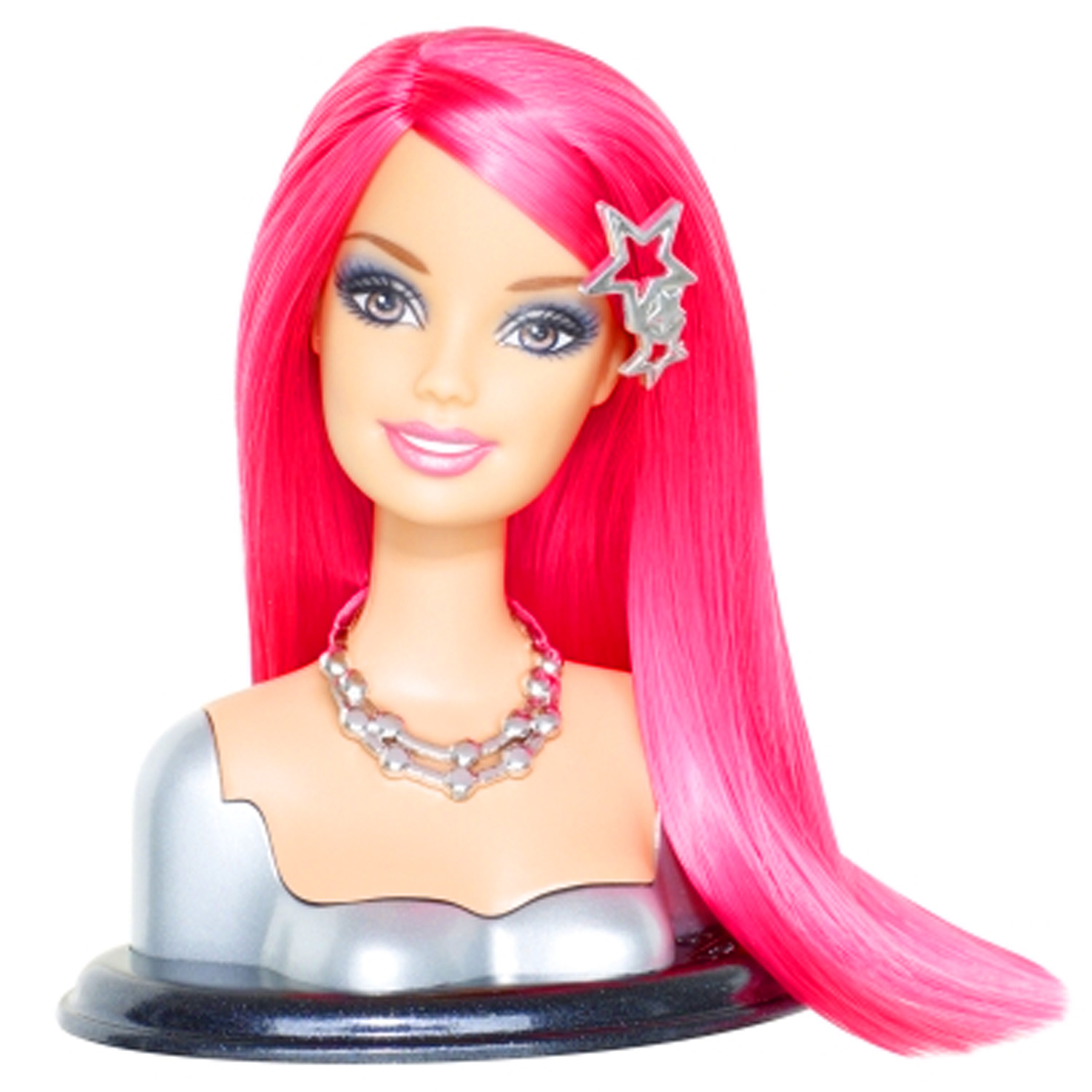 Barbie fashionistas swappin styles heads 17