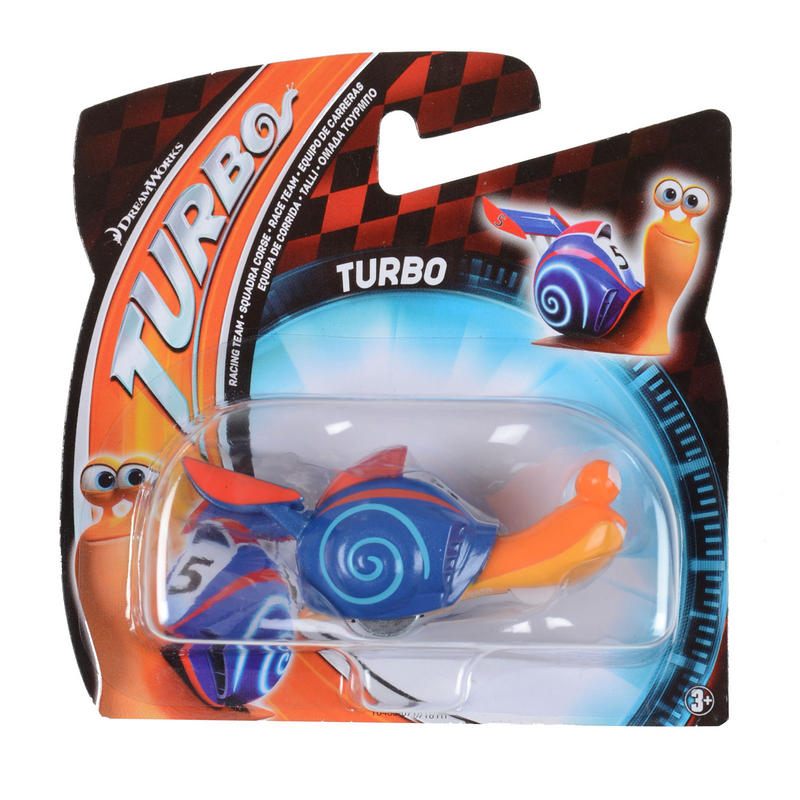 Childrens Dreamworks Turbo Racing Team Snails Creatures ...
