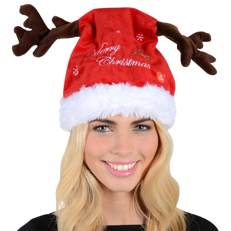 Christmas tree hats for adults