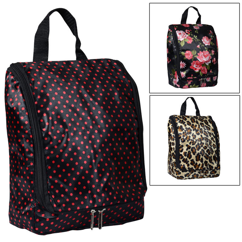 Women's Travel Toiletry Bags. Beauty. Makeup. Tools & Accessories. Women's Travel Toiletry Bags. Showing 40 of results that match your query. Search Product Result. Product - Travel Toiletry Bag Wash Cosmetic Bag for Women Hanging Makeup Storage .