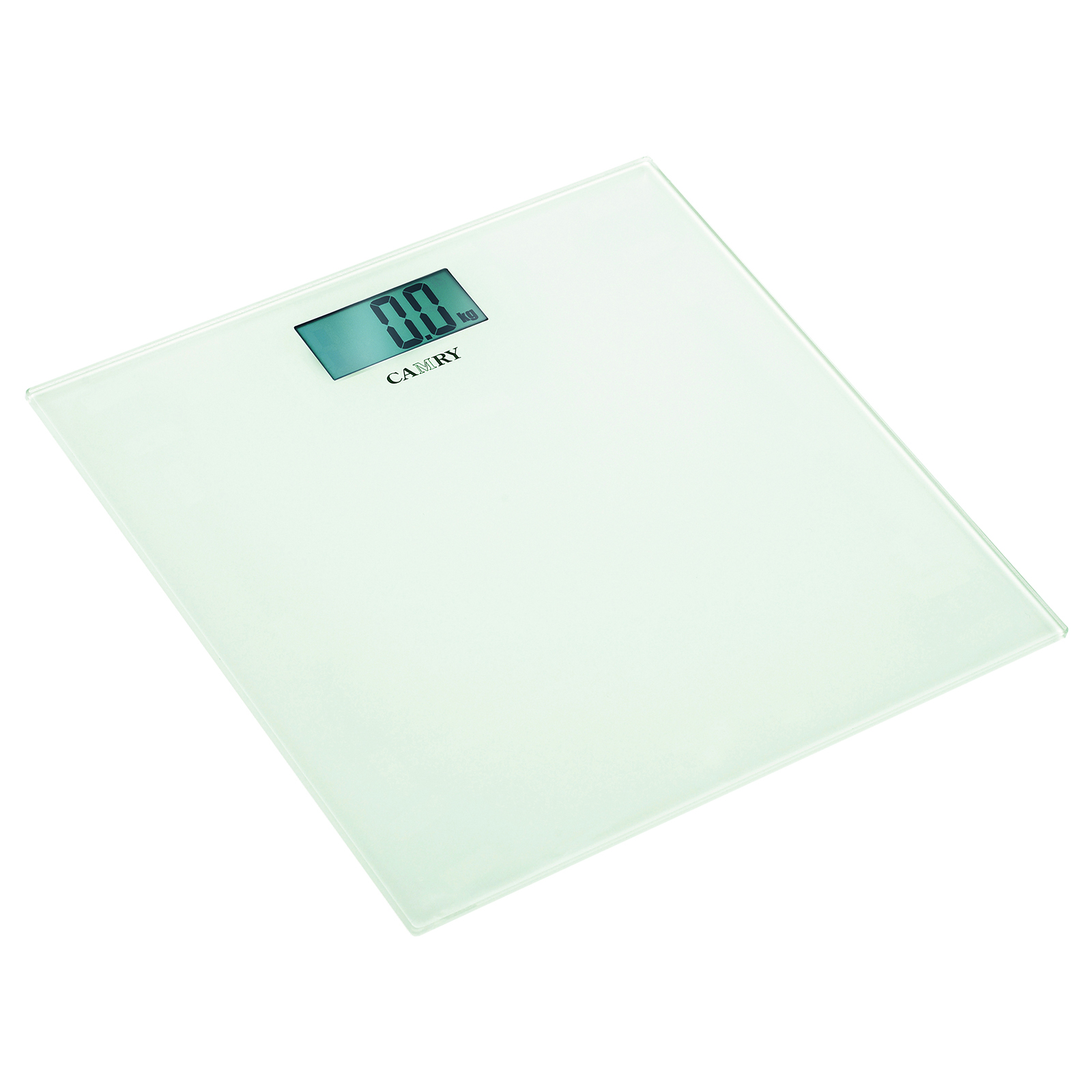 Electronic Bathroom Weighing Scales: Camry Digital Electronic LCD Personal Glass Bathroom Body