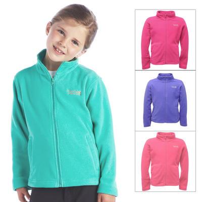 Regatta Kids King Fleece Zip Up Jacket