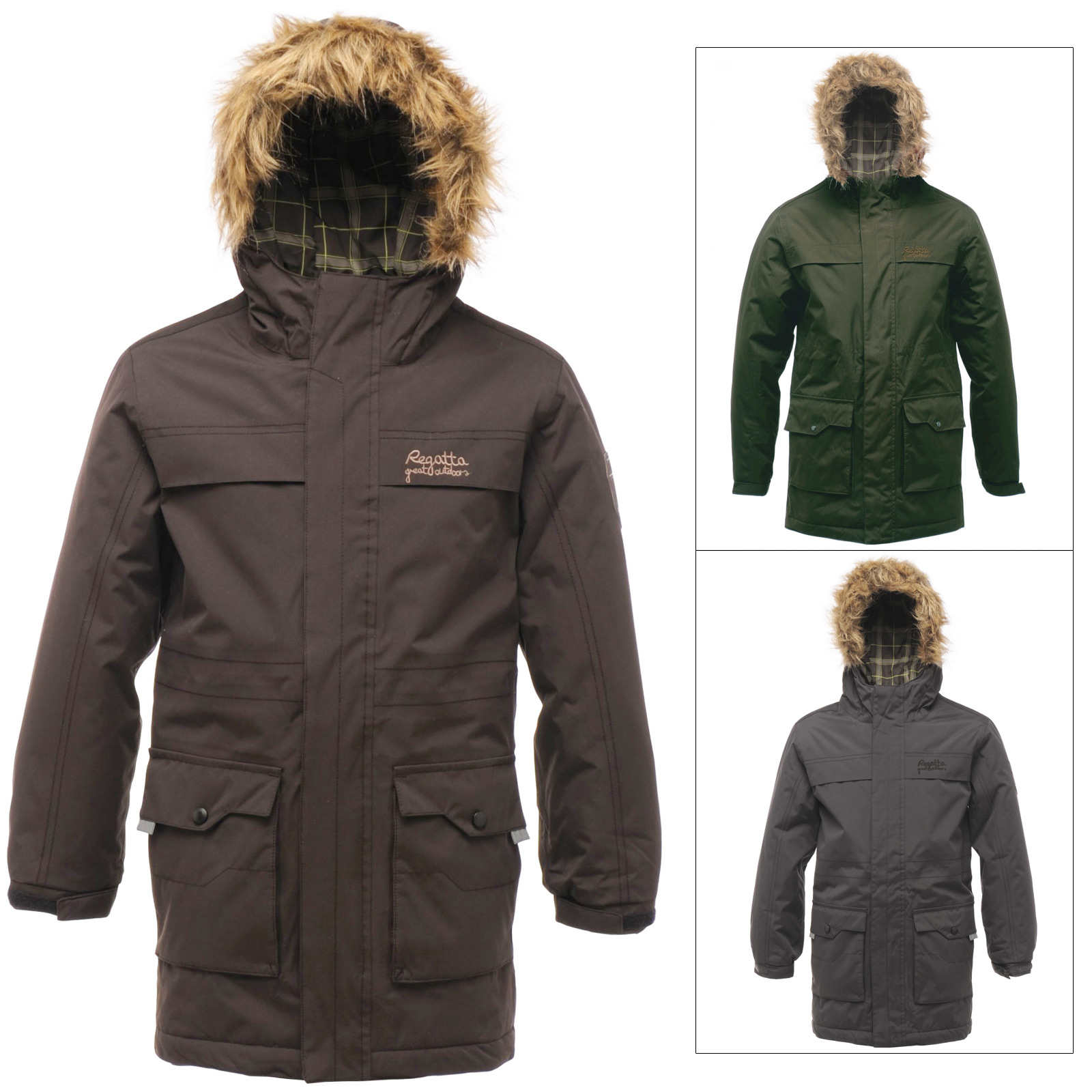 Parka Coats For Boys Jacketin