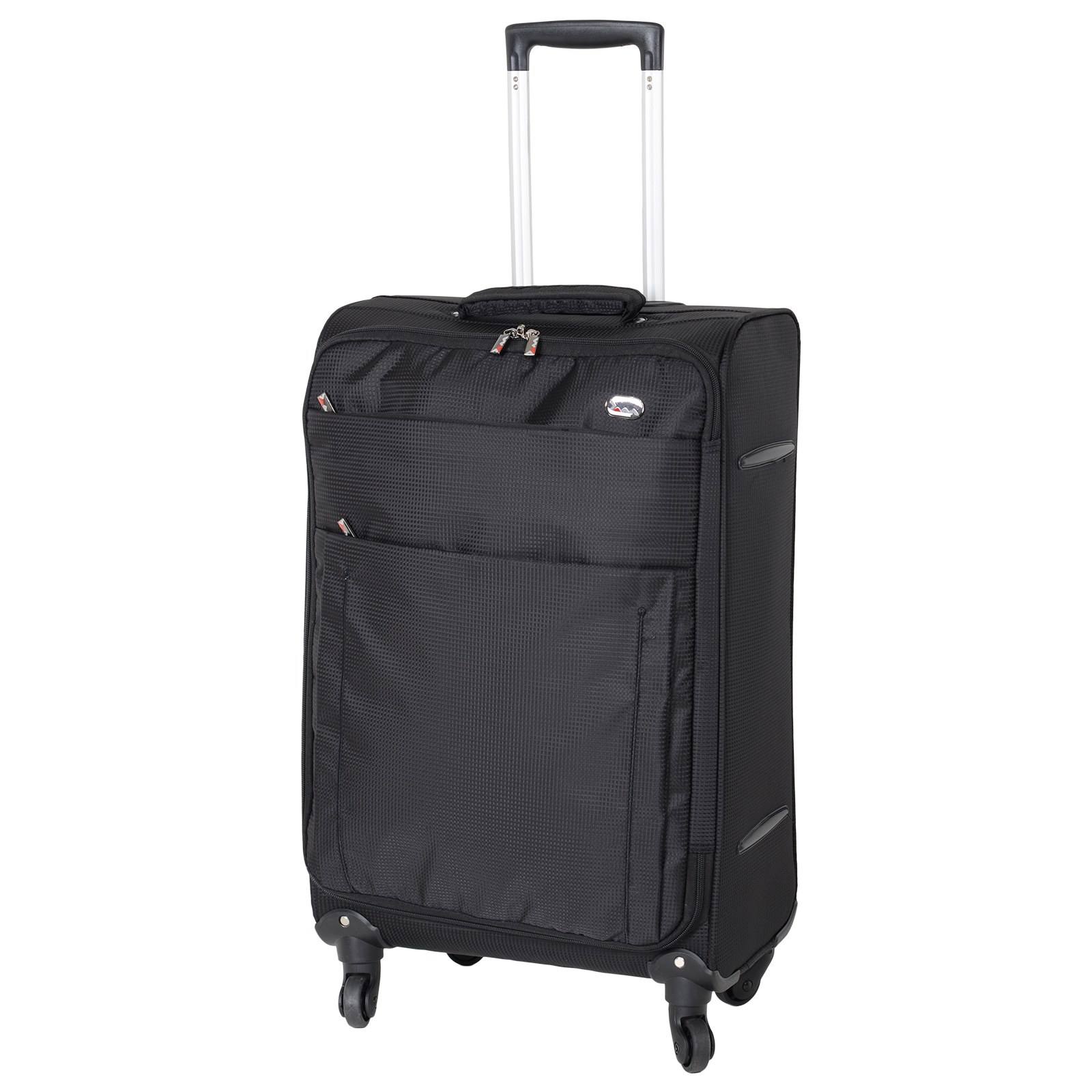 jam voyager 19 24 28 super light trolley case wheeled travel suitcase luggage ebay. Black Bedroom Furniture Sets. Home Design Ideas