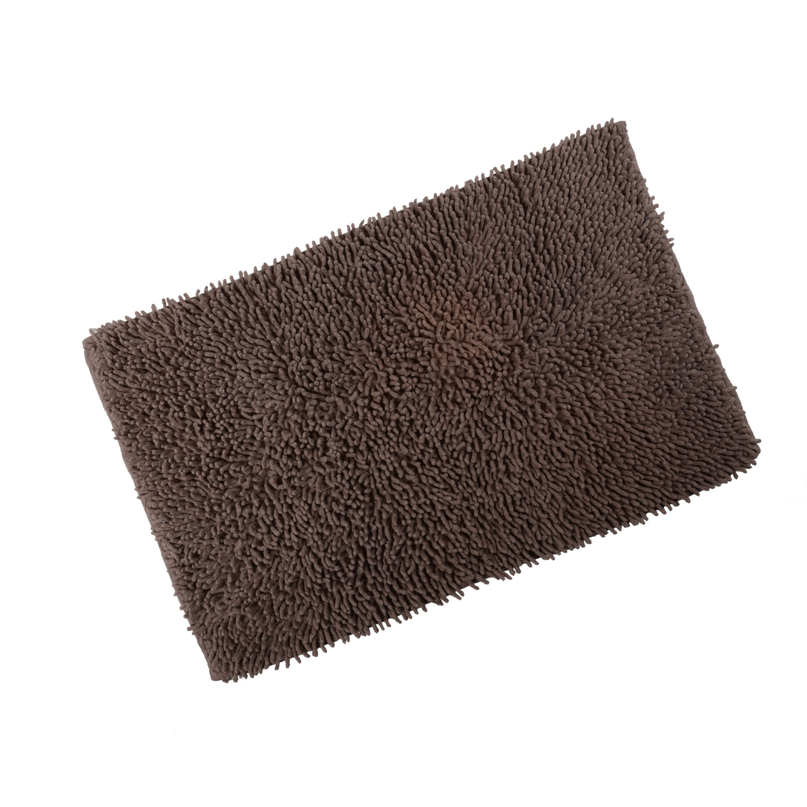Attractive Odyssey Chenille Cotton Shower Bath Mat Soft Washable